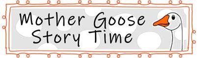 Mother Goose Story Time Logo
