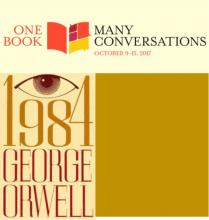 Discussion, Orwell, 1984, One Book, Many Conversations