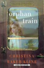 Orphan Train book cover
