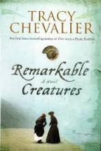 Book Cover of Remarkable Creatures