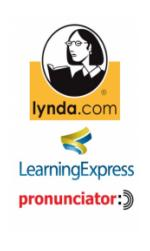 Crash Course, Online Learning, Lynda.com, Learning Express, Pronunciator, Scarborough Public Library