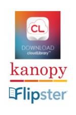Crash Course, Digital Downloads, Kanopy, Flipster, CloudLibrary, Scarborough Public Library