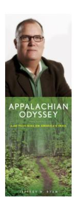 Jeffrey Ryan, Appalachian Odyssey, Author Event