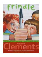Janet's Book Group, Grades 4 and 5, Frindle