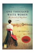 Book Cover One Thousand White Women