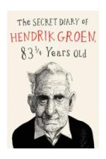 Secret Diary of Hendrik Groen book cover