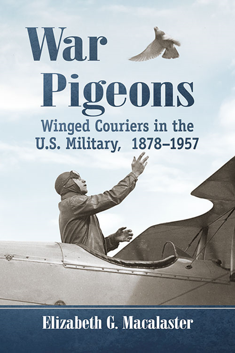 War Pigeons book cover