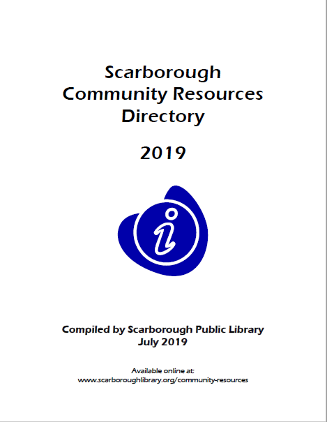 Scarborough Community Resources Directory