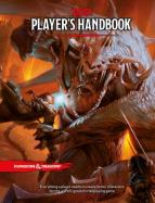 Cover of the Player's Handbook