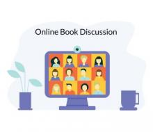 Online Book Discussion logo