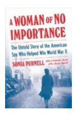 Cover of A Woman of No Importance